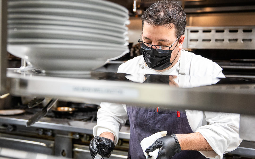 Behind the Brand: Backed By Real Chefs