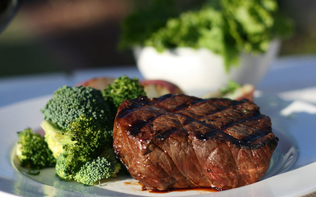 The Secret to Grilling the Perfect Filet Mignon